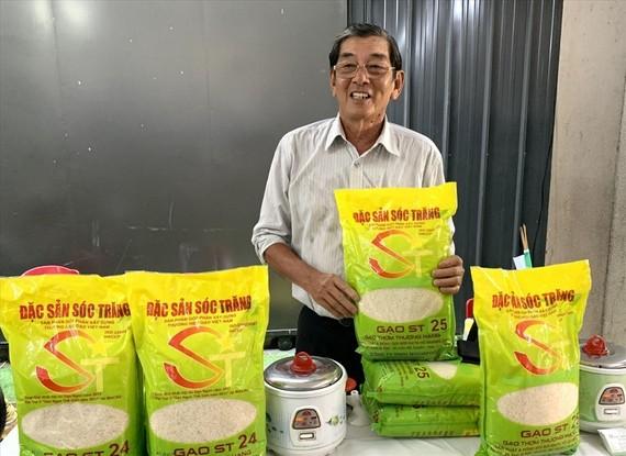 """The Rice Trader cảnh báo tình trạng nhiều doanh nghiệp gạo Việt Nam sử dụng biểu tượng thương hiệu giải thưởng quốc tế """"Gạo ngon nhất thế giới"""" mà không được công nhận."""