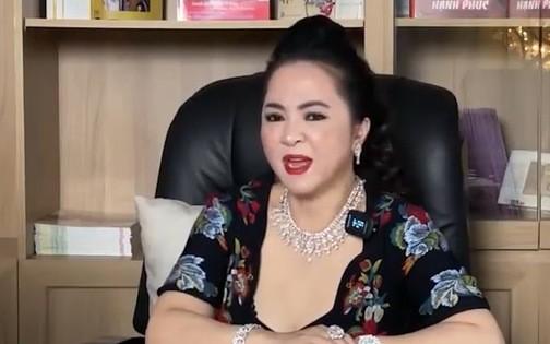 Bà Phương Hằng bị kiện đòi bồi thường 1.000 tỷ đồng vì nội dung livestream
