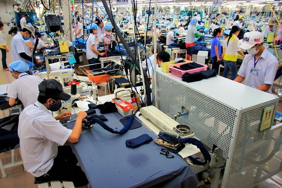 Sản xuất công nghiệp tăng cao đã tạo đà cho xuất khẩu tăng trưởng mạnh, đợt dịch Covid-19 có vẻ chưa ảnh hưởng đến sự phát triển trong tháng 5.
