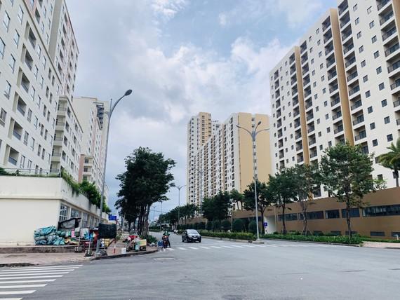 Lô 3.790 căn hộ tái định cư sẽ được chia làm 2 gói để đấu giá.  Ảnh: Đình Sơn