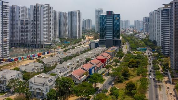 Nhiều dự án căn hộ ở vùng ven TPHCM đã vượt 63 triệu đồng/m2.
