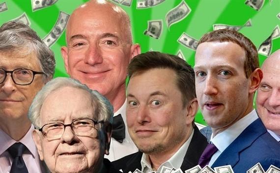 Nhóm người này chỉ phải trả tổng 13,6 tỷ USD thuế thu nhập liên bang cho 5 năm nay, tương đương mức thuế thu nhập thực chất chỉ 3,4%. Ảnh: Getty Images.