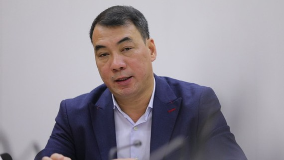 Ông Nguyễn Ngô Quang - Phó cục trưởng Cục Khoa học công nghệ và đào tạo (Bộ Y tế) .