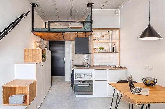 Nguy cơ căn hộ 25 m2 sẽ đẩy giá nhà tăng cao