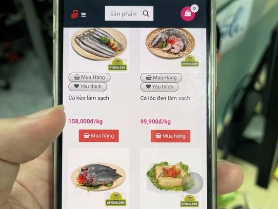 Lợi dụng nhu cầu đi siêu thị tại nhà tăng cao mùa dịch, đối tượng giả mạo trang web, đường link khuyến mãi của các nhà bán lẻ để lừa đảo. Ảnh: SGC.