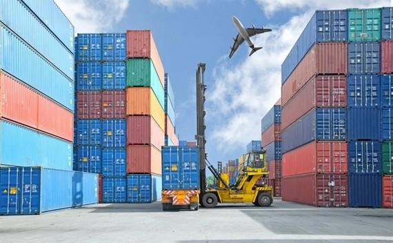 Mỹ là thị trường xuất khẩu lớn nhất của Việt Nam với giá trị thương mại tăng gấp đôi trong 5 năm qua. Ảnh: TL.