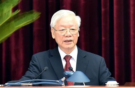 Tổng Bí thư Nguyễn Phú Trọng.