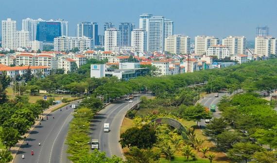 Giá BĐS vẫn tăng bất chấp dịch bệnh. Thị trường xuất hiện nhiều dự án căn hộ có giá 400-800 triệu đồng/m2. Ảnh: Zing.