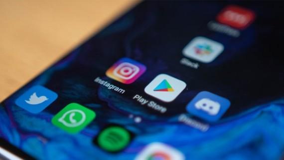 """Các ứng dụng của Google Play và Apple Store mang lợi nhuận """"khủng"""" cho người viết. Ảnh chụp màn hình"""