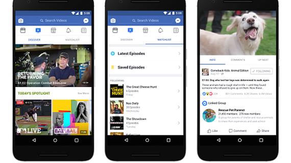 Facebook châm ngòi tuyên chiến với Youtube