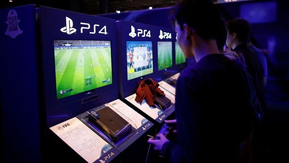 Sony has been examining production relocation and price hikes for a variety of products, including the PlayStation 4 game console, in case the U.S. introduces additional tariffs against Chinese-made goods.   © Reuters