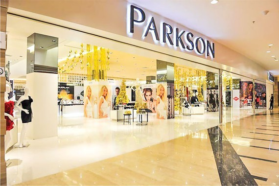 Parkson has made a gradual exit from the Vietnamese market because of its inability to adapt to the new and modern retail business environment.