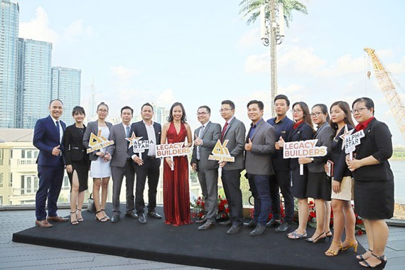 Alpha Star Club is expected to have viewership of leading real estate brokers in Vietnam.