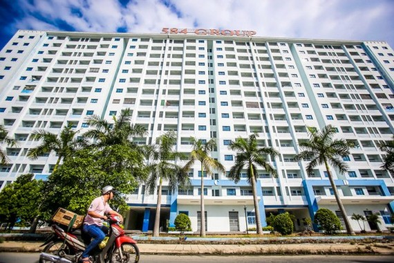 It is necessary to expand the model of social housing but we must have specific policy mechanism for it, and make information transparent. Photo: LONG THANH