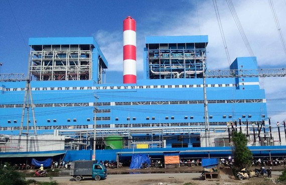 Currently, EVN is also having difficulty in transferring Duyên Hải 3 Thermal Power Plant to Evngenco 1. Photo: LONG THANH