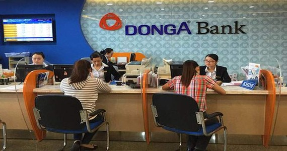Fragile situation at DongABank