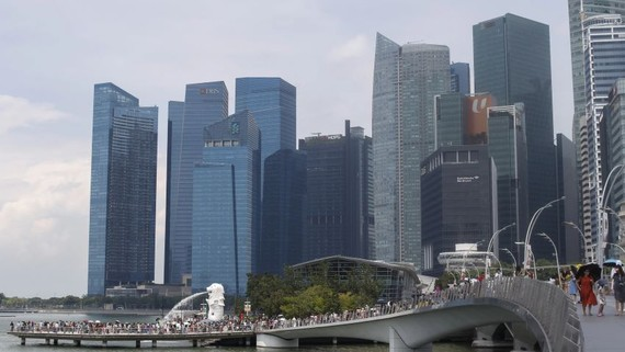 Singapore is the world's most competitive economy, according to the World Economic Forum's annual ranking. It overtook the U.S., helped by its superior infrastructure and financial stability.   © Getty Images