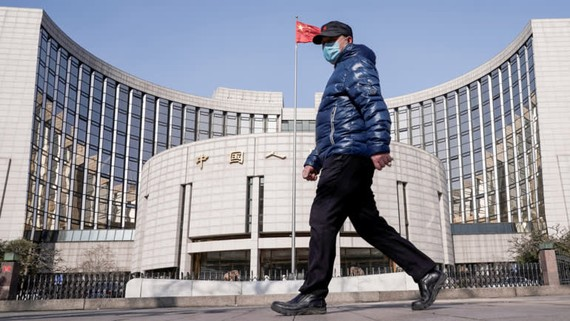 China's economic growth, which slowed to 6.1% in 2019, is expected to deteriorate further this year due partly to the coronavirus outbreak. Economists' mean estimate for 2020 is now 5.4%.   © Reuters