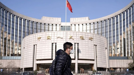 The People's Bank of China has taken a radically different approach to financial regulation.   © Reuters