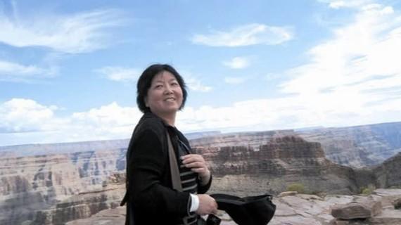 Novelist-turned-celebrity blogger Fang Fang.