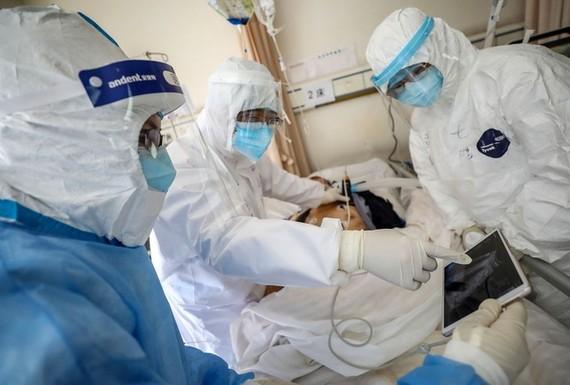 Cập nhật Covid-19 sáng 3-4: Hơn 1 triệu người nhiễm; Pháp thêm 1.355 người chết