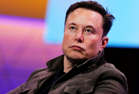 Tỷ phú Elon Musk, chủ sở hữu Tesla.