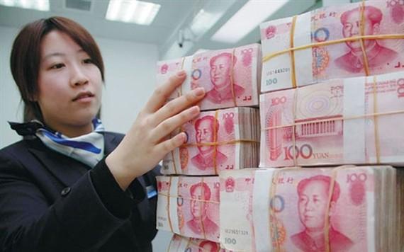 """Dự trữ ngoại hối của Trung Quốc sụt mạnh, """"bốc hơi"""" hơn 46 tỷ USD chỉ trong vòng 1 tháng"""