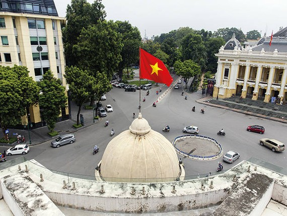 Vietnam Stocks Become World's Best After Extreme Turmoil in March