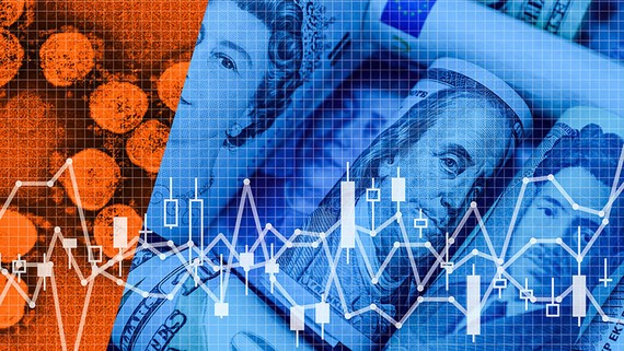 Financial markets have been jittering since the outbreak of the pandemic.