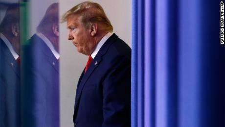 Tổng thống Donald Trump. Ảnh: AP
