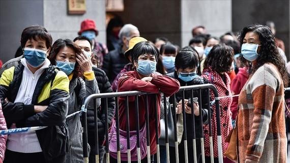 Tạp chí y khoa Lancet: Số ca nhiễm Covid-19 ở Trung Quốc có thể cao gấp 4 lần