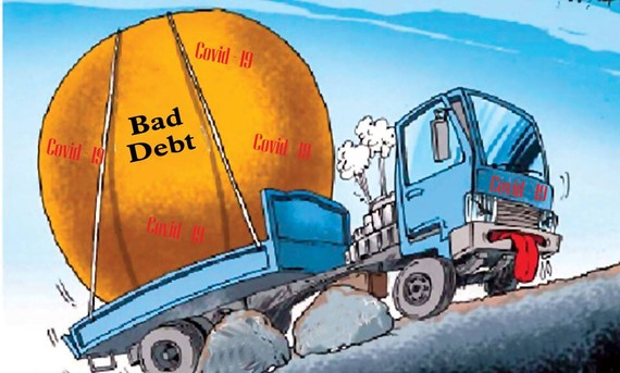 Restructuring of bad debts will be daunting