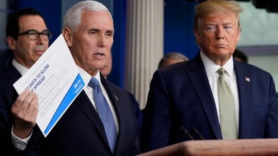 Thư ký báo chí Phó Tổng thống Mỹ xét nghiệm dương tính với Covid-19