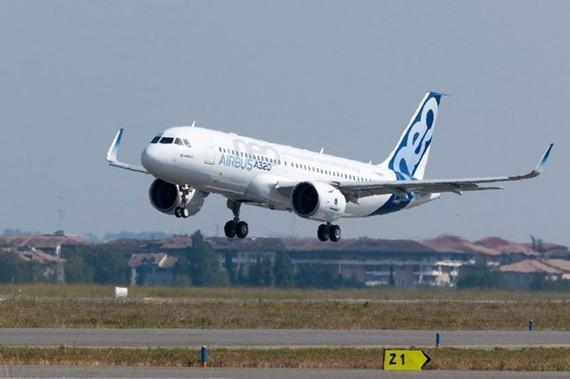 Máy bay của Airbus. (Nguồn: deeside)