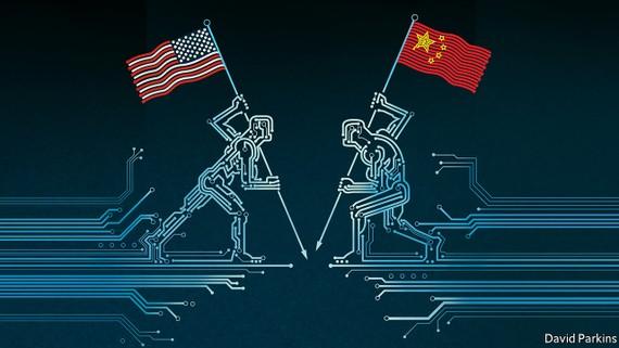 Trung Quốc quyết tâm giành vương miện công nghệ thế giới từ Mỹ với kế hoạch 1,4 nghìn tỷ USD