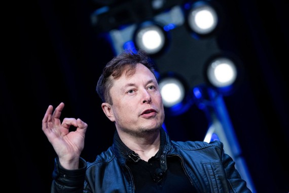 Tỷ phú công nghệ Elon Musk. PHOTO: BRENDAN SMIALOWSKI/AGENCE FRANCE-PRESSE/GETTY IMAGES
