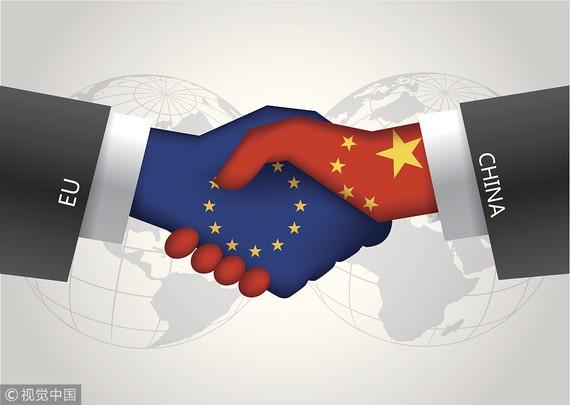 """Trung Quốc tranh thủ """"lấy lòng"""" châu Âu"""