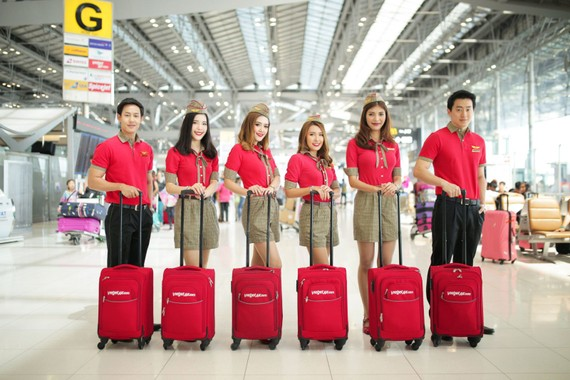 Vietjet is the first airline to return to Phuket airport on 13 June 2020