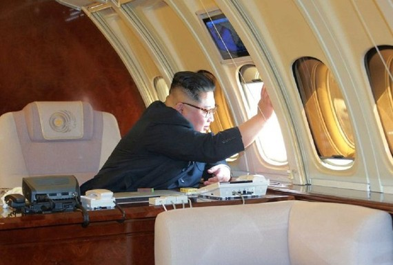 Chủ tịch Kim Jong-un. Ảnh: KCNA