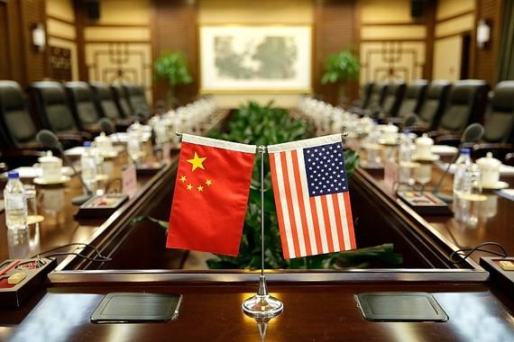 Nếu Bắc Kinh từ bỏ thực hiện thỏa thuận thương mại giai đoạn 1 sẽ không khác gì tự cắt đứt sợi dây mong manh níu kéo quan hệ Mỹ-Trung hiện nay. (Nguồn: Getty Images)