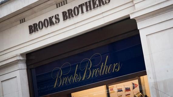 Hãng thời trang 200 năm tuổi Brooks Brothers đệ đơn xin phá sản