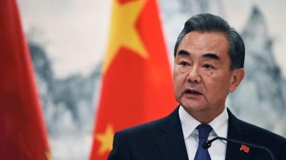 Bộ trưởng Ngoại giao Trung Quốc Vương Nghị - Ảnh: Reuters