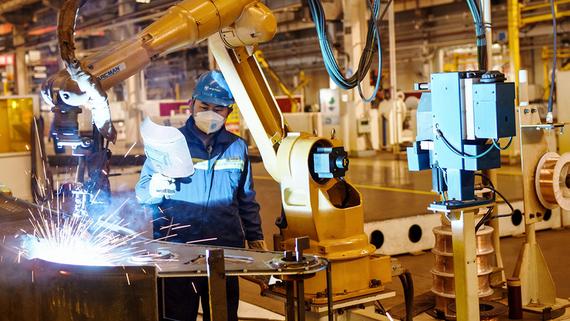 """Mỹ buộc các mặt hàng xuất khẩu của Hồng Kông phải gắn nhãn """"Made in China"""""""