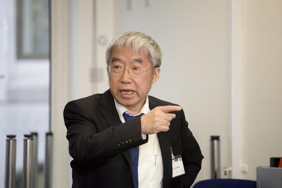 Yu Yongding, thành viên cấp cao của Học viện Khoa học Xã hội Trung Quốc