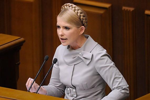 Cựu Thủ tướng Ukraine Tymoshenko dương tính với Covid-19