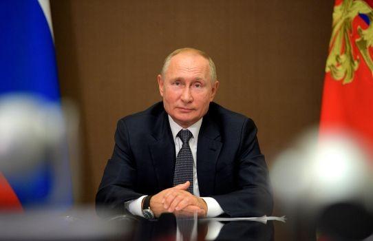 Tổng thống Putin khẳng định Nga mong muốn hợp tác với bất cứ Tổng thống nào được cử tri Mỹ lựa chọn trong cuộc bầu cử 2020. (Nguồn: Kremlin Photo)