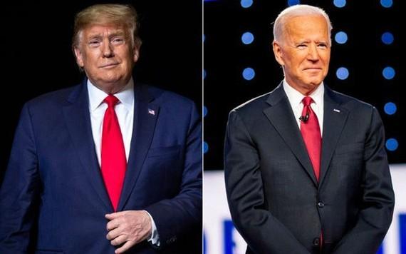 Tổng thống Trump đồng ý lùi 1 tuần các cuộc tranh luận với ông Biden