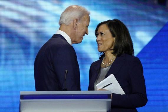 Ứng cử viên Phó Tổng thống Mỹ của đảng Dân chủ Kamala Harris