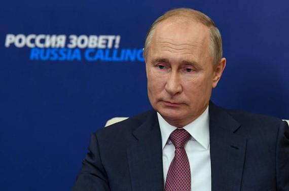 Tổng thống Nga ca ngợi vai trò của ông Trump trong thị trường dầu.