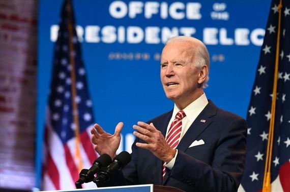 Mr. Biden.